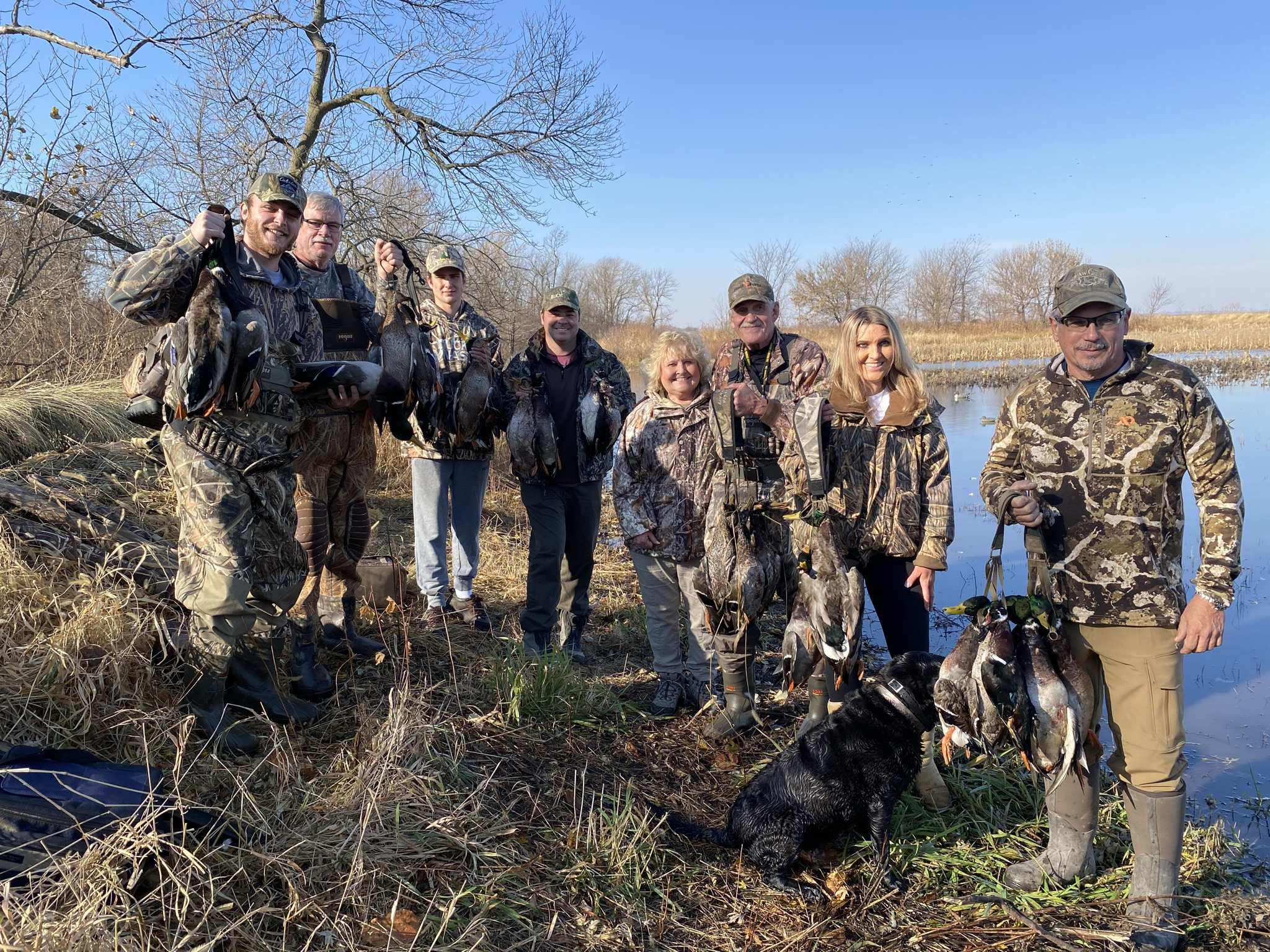 Squaw Creek Hunt Club & Guide Service - Fully Guided Duck Hunts